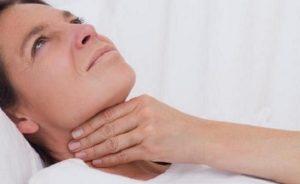 Фарингит и болит горло