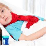 Полоскание горла ребенку перекисью водорода и другими средствами
