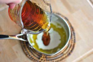 Горячий чай с лимоном