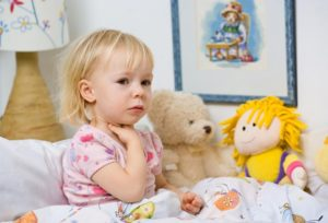 Что такое стеноз гортани у ребенка