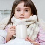Компресс для горла для детей и взрослых