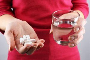 Антибиотики от болив горле