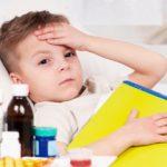 Лекарства от ангины для детей