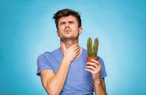Боль в горле при глотании без температуры