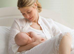 Чем лечить ангину при кормлении грудью