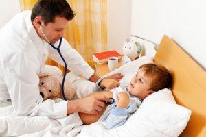 Как выявить и лечить тонзиллит у детей