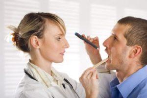 Лечение увулита у взрослых и детей