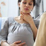 Средства от боли в горле при беременности