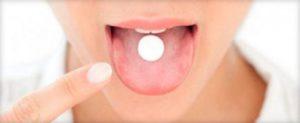 Таблетки для рассасывания от горла